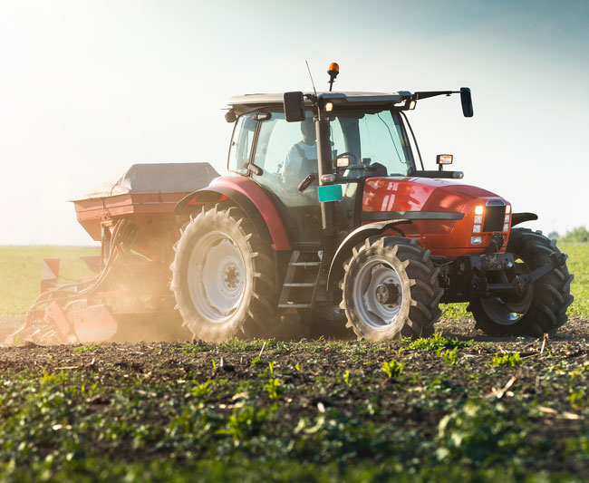 Agricultural equipment and materials